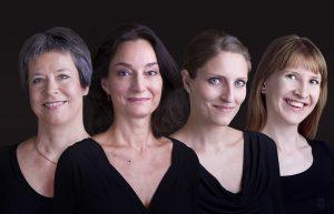Blokfløjtekvartetten In Consort